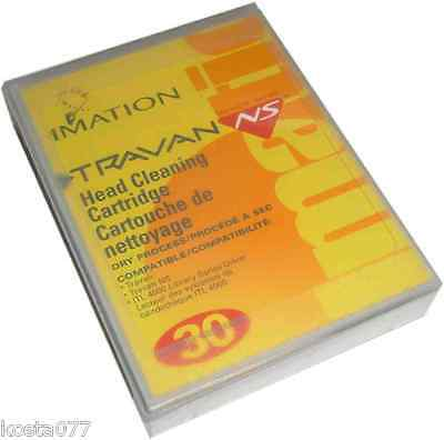 IMATION TRAVAN NS, Dry Process Head Cleaning Cartridge
