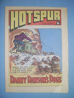 Hotspur issue 955 dated February 4 1978