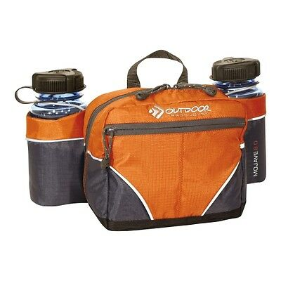 Outdoor Products Mojave Hydration Taille 2er Packung Plastik Wasser Flaschen