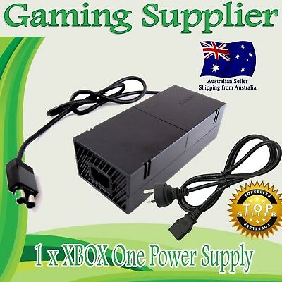 AC Adapter Mains Power Supply Brick for Microsoft Xbox One - 3 Month Warranty