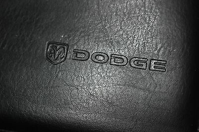 2009 Dodge Charger Owners Manual
