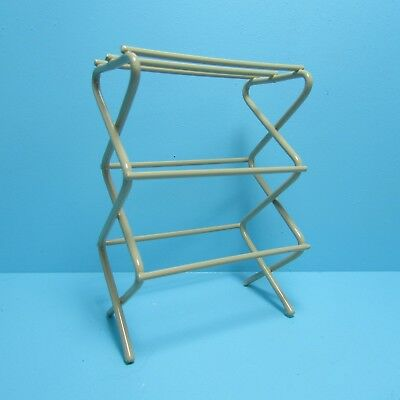 Dollhouse Miniature Laundry Room Clothes Drying Rack ~ IM65578