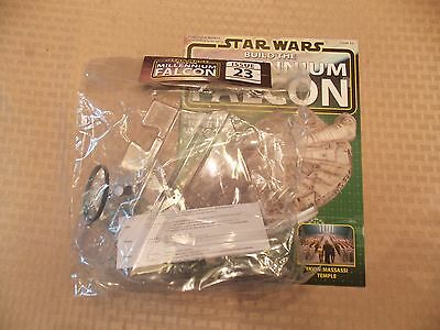 DeAgostini STAR WARS  BUILD THE MILLENNIUM FALCON  NEW ISSUES JUST ADDED!!!