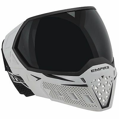 Empire EVS Thermal Mask / Goggle - White / Black - Paintball