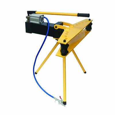 "Compressed Air Driven Hydraulic Pipe Bender (1/2"" - 3"") W-3Q"