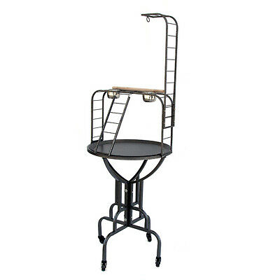 The Graffico Play Top Stand for Bird Parrot Cage Mate