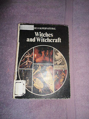The Supernatural Witches and Witchcraft by Jeremy Kingston