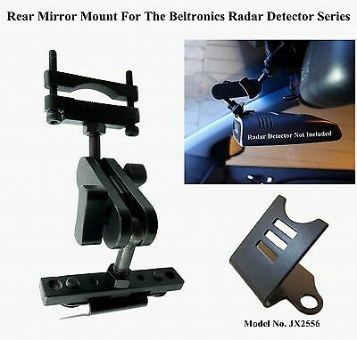 Nice Car Mount For The Beltronics RX65, Series Radar Detector And More…