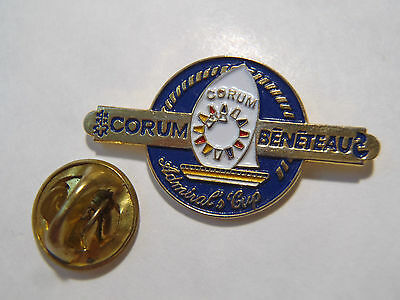 Pin's Corum Beneteau Admiral's Cup