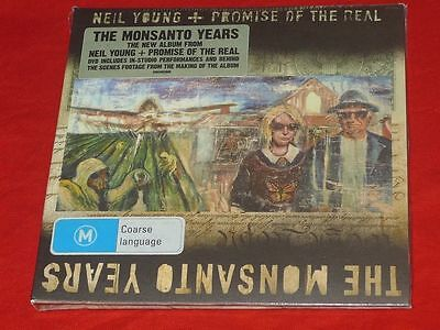 Neil Young & Promise Of The Real Young - The Monsanto Years Cd+Dvd