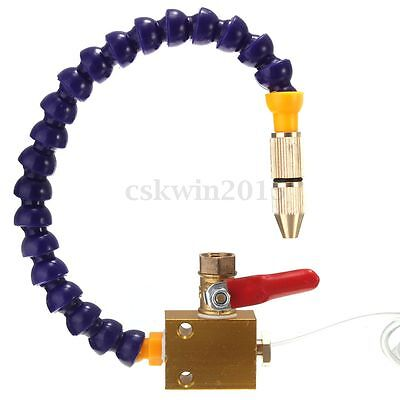 Mist Coolant Mist Lubrication System for 5MM Air Pipe Milling Drill Machine