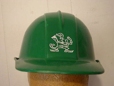 Vintage Fighting Irish Hard Hat Sellstrom Hard Hat