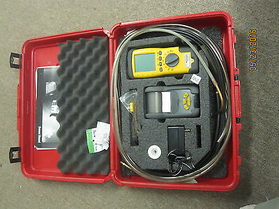 UEI C127 EAGLE COMBUSTION ANALYZER KIT W/ Printer