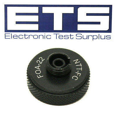 Exfo FOA-22 NTT FC OPM Test Port Adapter For Power Meter FOT-930 FPM 600 300