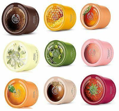 The Body Shop Body Butter 400ml ( Many Flavour To Choose )