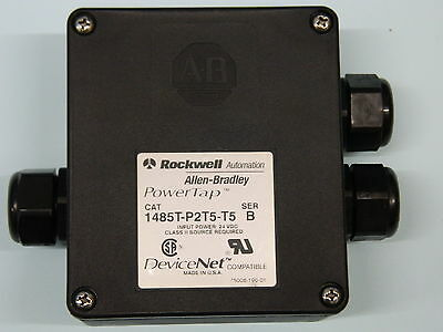Allen Bradley 1485T-P2T5-T5 Device Net Power Tap