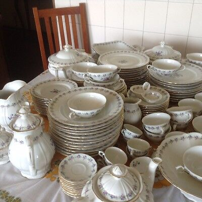Czech China Set