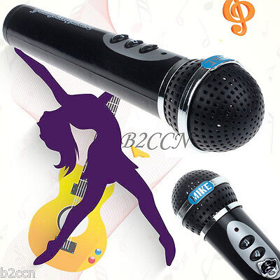 Children Girls Boys Microphone Mic Karaoke Singing Kids Funny Music Toy Gifts