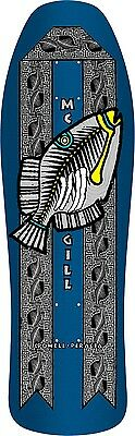 "Powell Peralta - McGill Humu Fish 9.96"" Reissue Skateboard Deck"