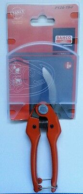 BAHCO PRUNING SHEARS (15mm)(NEW)