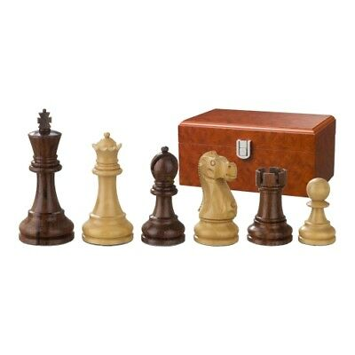 Chess figures - Tutankhamun - Wood - Staunton - Kings height 95 mm
