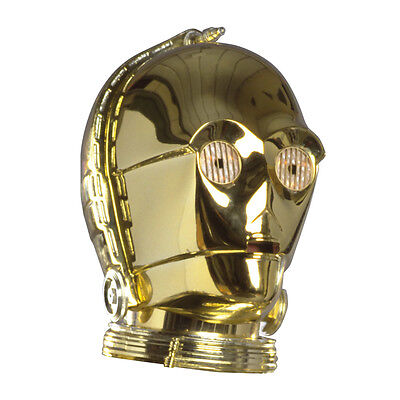 Casco de Star Wars: C-3PO
