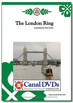 THE LONDON RING East End Limehouse Regent's Canal Thames, London's Waterways NEW