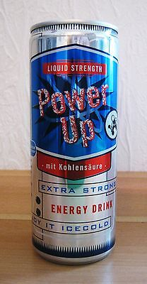 POWER UP - ENERGY DRINK * EXTRA STRONG * ( FULL / VOLL )  GERMANY - 250 ml