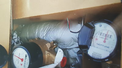 140 brand new water meters Neptune in the Box 5/8 residential
