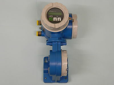 Endress Hauser 63IT25-FTH40C10B2A PROMASS 63 Flow Meter Transmitter