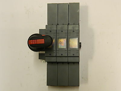 ABB OS 200B03 3 Phase Fuse Switch Disconnector 200A