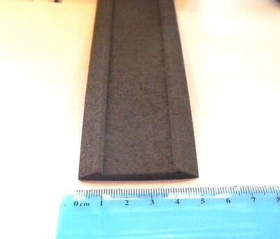 TRACKRITE Flexible Track Underlay 50mm wide x 5m long HO scale Profile H505A
