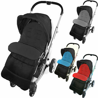 Footmuff For Babystyle Oyster Max Gem Imp Cosy Toes Liner Pushchair