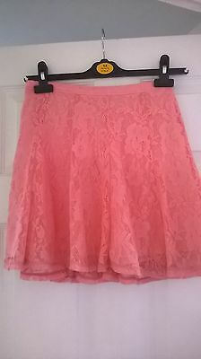 Girls Hollister Skirt Size Xs (Approx Age 12)