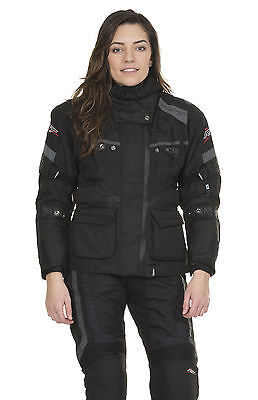 RST Paragon IV TXT JKT 1206 Size L (EU 42)(UK 14) RRP £199.99  OUR PRICE £139.99