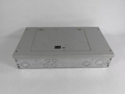 General Electric TLM612S1 Load Center Enclosure  USED