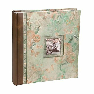 "Kenro Summer Breeze Photo Album for 200 6x4""/10x15cm - Green"