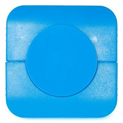 Condom Case Blue by EXS Made in UK Free 24h P&P CE Marked UK Stock DISCREET