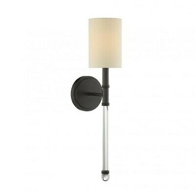 Savoy House Fremont 1 Light Sconce in Classic Bronze