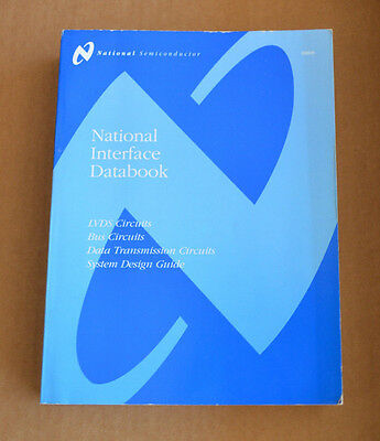 National Semiconductor Data Book - Interface Databook