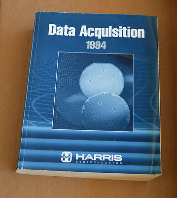 Harris Data Book - Data Acquisition 1994 Databook