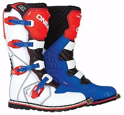 O'Neal ONeal Rider Dirt Offroad Motocross Motorcycle Boots FREE SHIPPING!