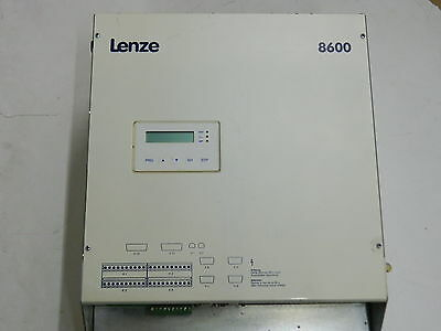 Lenze 33.8609-E 3PH 400-460vac 15KW 32A Inverter