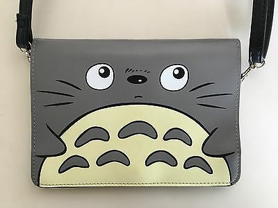 Ghibli My Neighbour Totoro Small Shoulder Cross Body Phone Pouch Bag Purse Anime