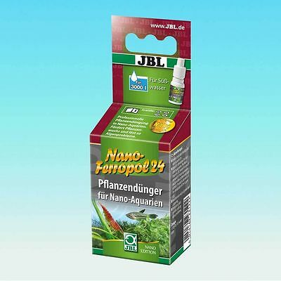 JBL NanoFerropol 24-15ml* Moos fertilizer  for nano aquariums