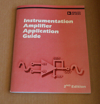 Analog Devices Data Book - Instrumentation Amplifier Application Guide 2nd ed