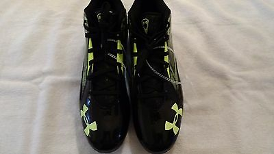 1264191-007 Under Armour Mens UA Ripshot Mid MC Sneaker. Brand New WITHOUT BOX!
