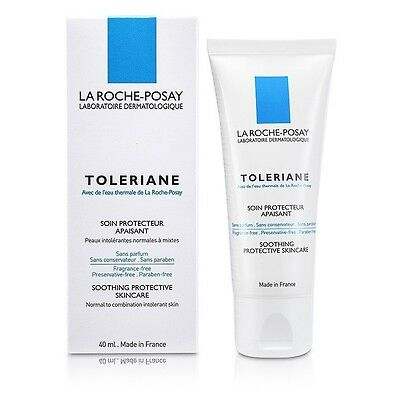 NEW La Roche Posay Toleriane Soothing Protective Skincare (Normal to 1.35oz
