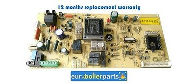 WORCESTER 28i RSF PCB 8716146329 Exchange Service Only
