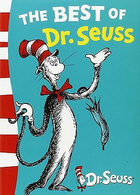 The Best Of Dr Seuss Cat In The Hat/Comes Back Abc Story Book 3 In 1 Kids New